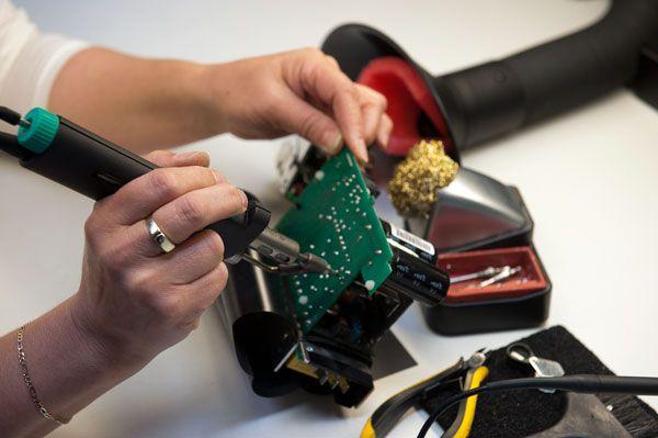 Repair specials electronics